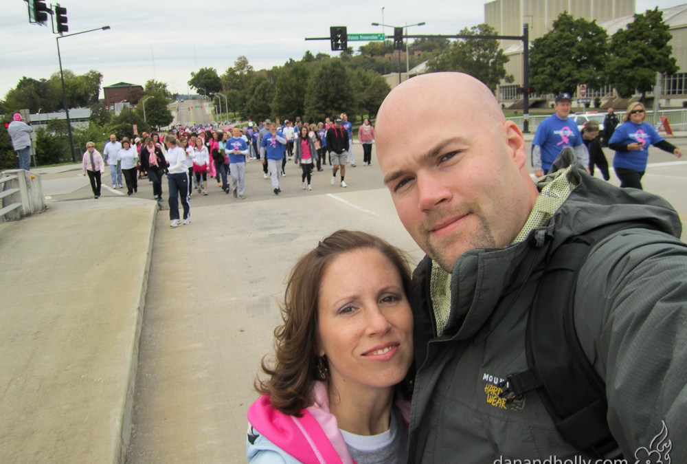 POTW: Making Strides Against Breast Cancer 2012
