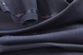 Le tissu Iconik, mat et légèrement stretch,  répond à la demande actuelle.