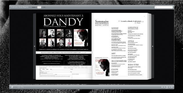 Extraits Dandy N°43