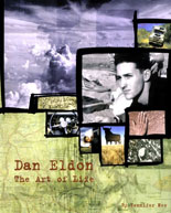 Book jacket of The Art of Life by Dan Eldon.