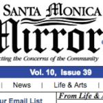Santa Monica Mirror Logo.