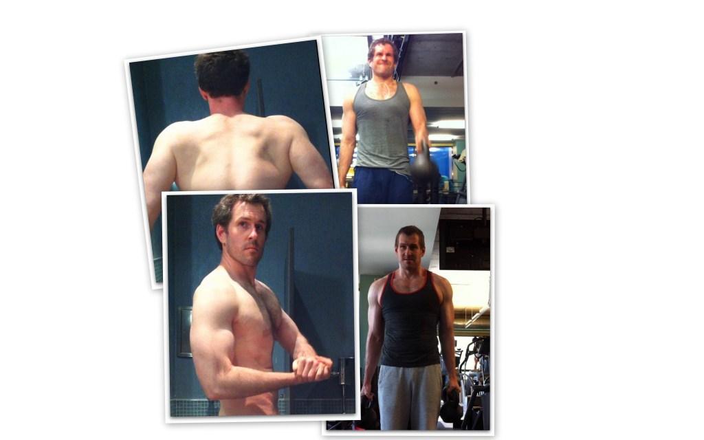 Juicing pics collage