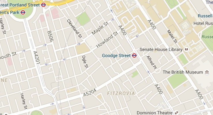 Gorilla Mindset Training Seminar – London, October 18th, 4 p.m.