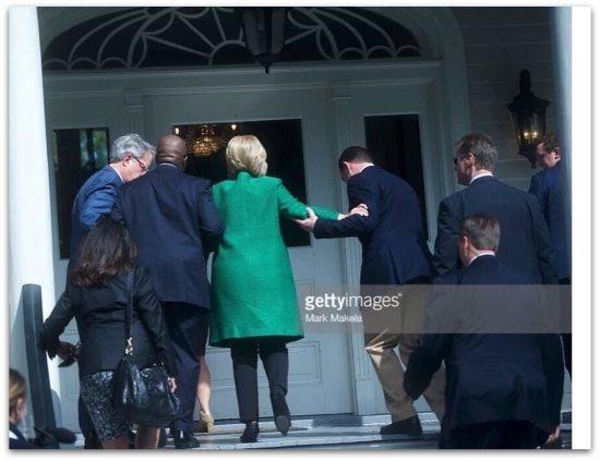 Hillary stroke doctor