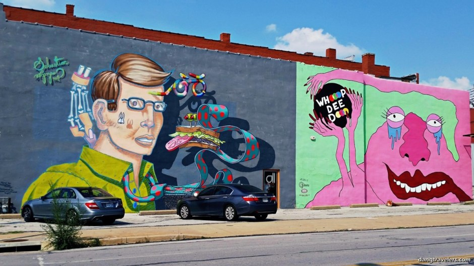 Street Art in KC