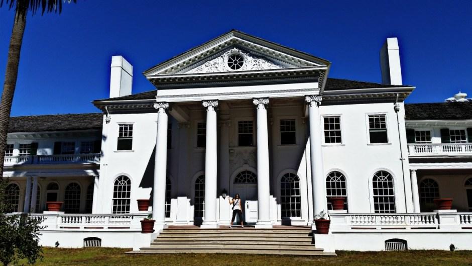 Cumberland Island Plum Mansion