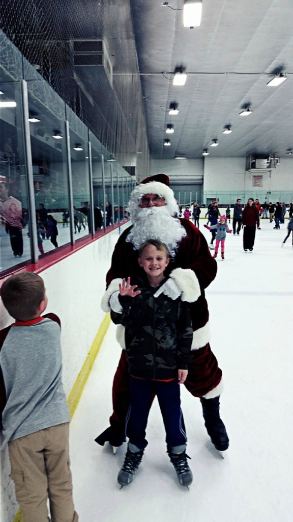 Ice Skating - Monthly Recap December