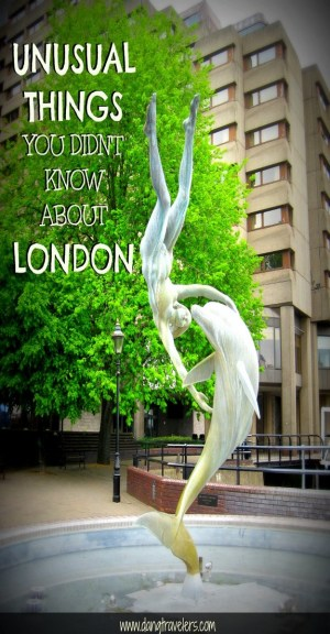 Unusual Things About London