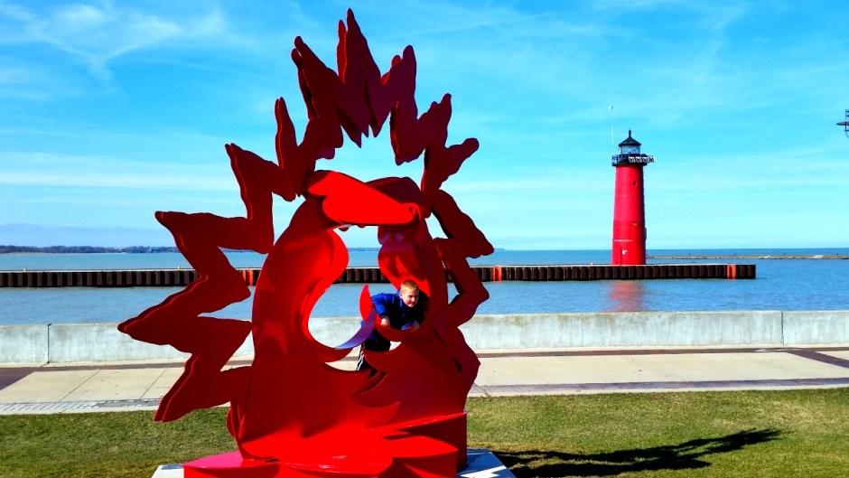 Kenosha, Wisconsin Sculpture Walk