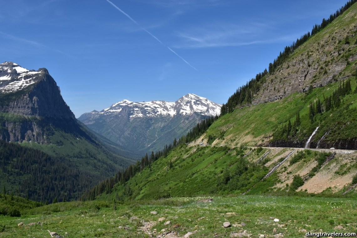 Going to the Sun Road 7