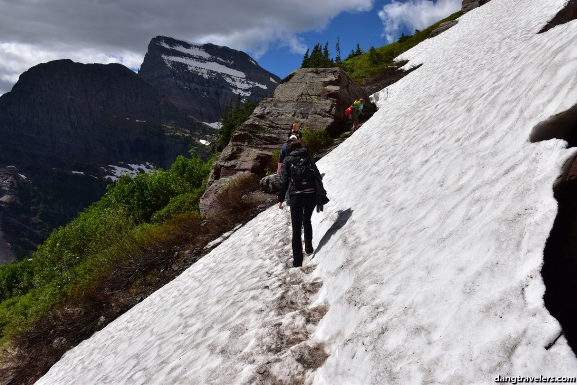 Grinnell Glacier Trail 14