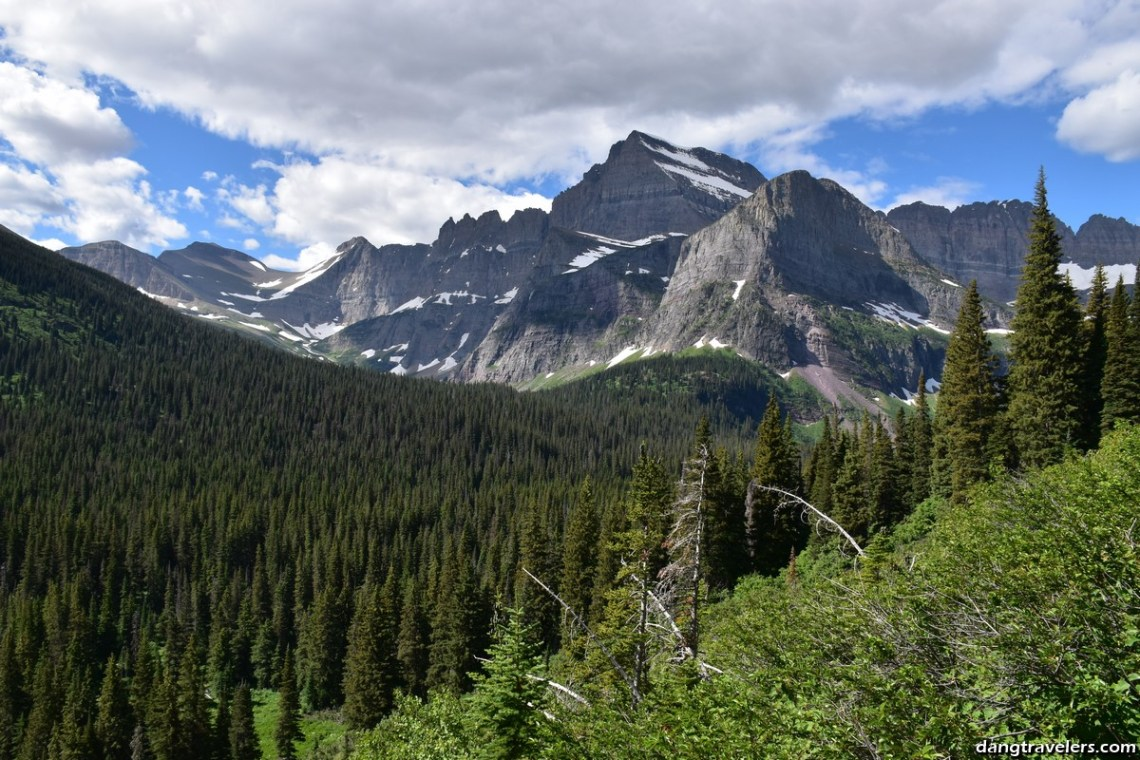 Grinnell Glacier Trail 7