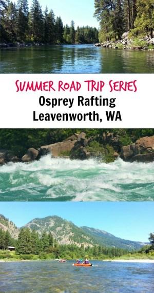 Osprey Rafting Pin