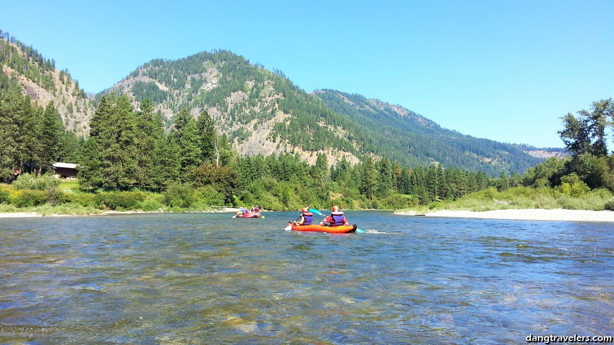 Summer Fun in Leavenworth: A Day on the River with Osprey Rafting