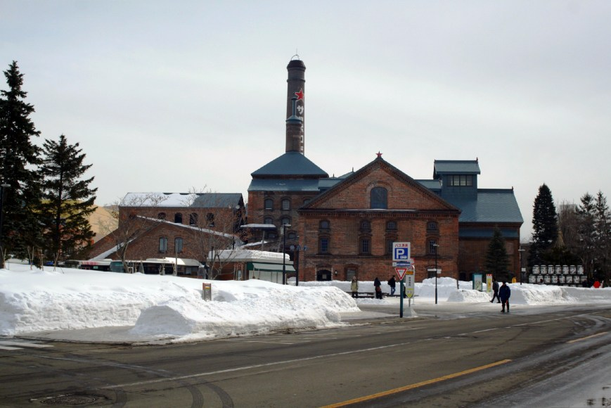Sapporo Beer Factory