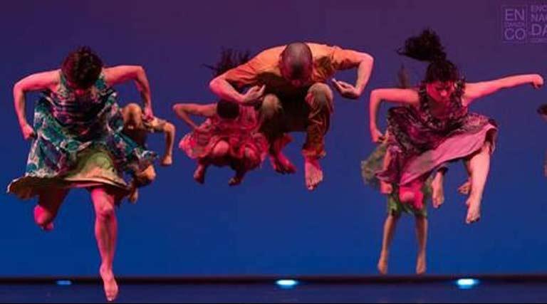 Encuentro Nacional de Danza Contemporanea
