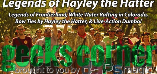 Legends of Hayley the Hatter - Geeks Corner - Episode 342