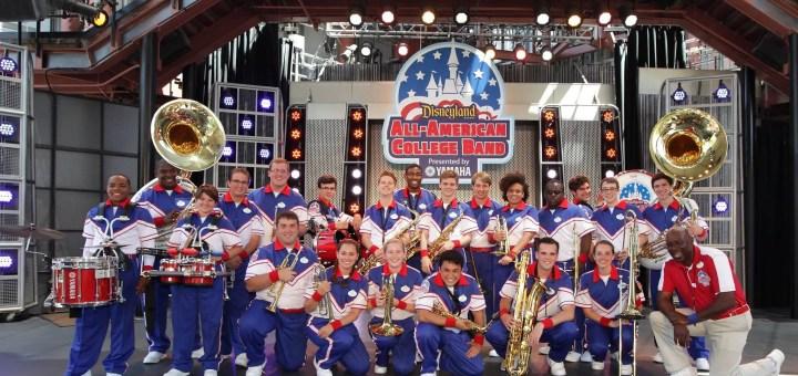 2014 Disneyland All-American College Band