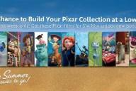 pixar summer