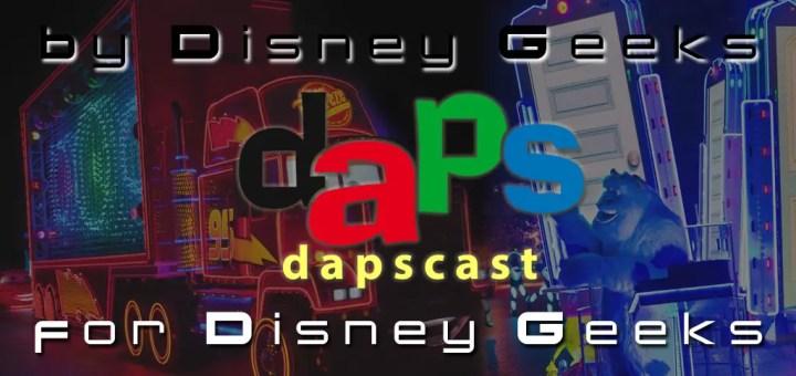 Disneyland 60th Diamond Celebration News - Dapscast - Episode 14 SPECIAL EDITION