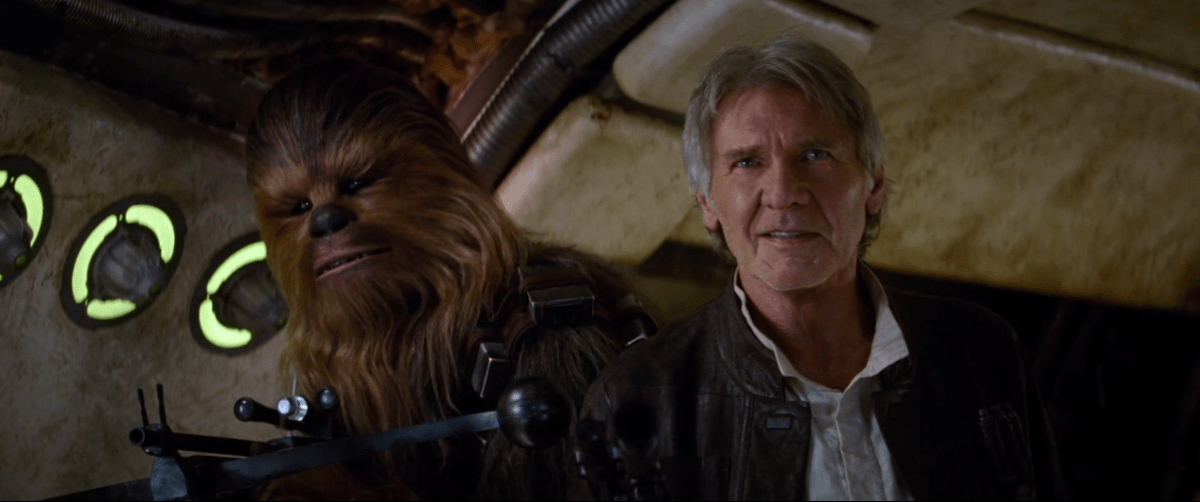 Star Wars: The Force Awakens Trailer #2 Hits Net From Star Wars Celebration Anaheim