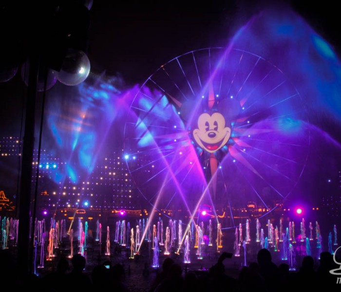 World of Color – Celebrate World Premiere Explodes With Color and Memories with Neil Patrick Harris and Mickey Mouse