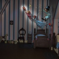 Peter Pan Takes Flight Again At Disneyland