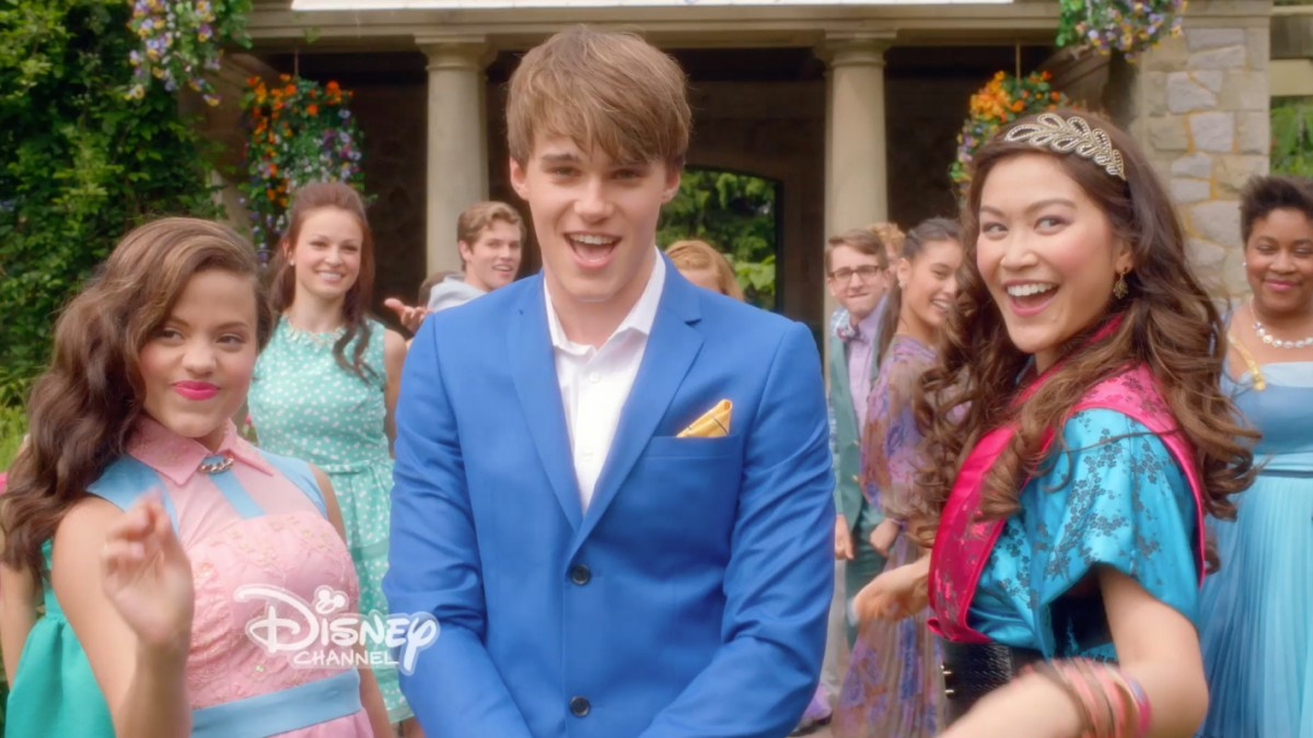 "Disney Channel's 'Descendants' Puts a Spin on the Classic ""Be Our Guest"" Song"
