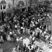 Disneyland Park Guests to Show Off Their 1955 Disney Side on July 17