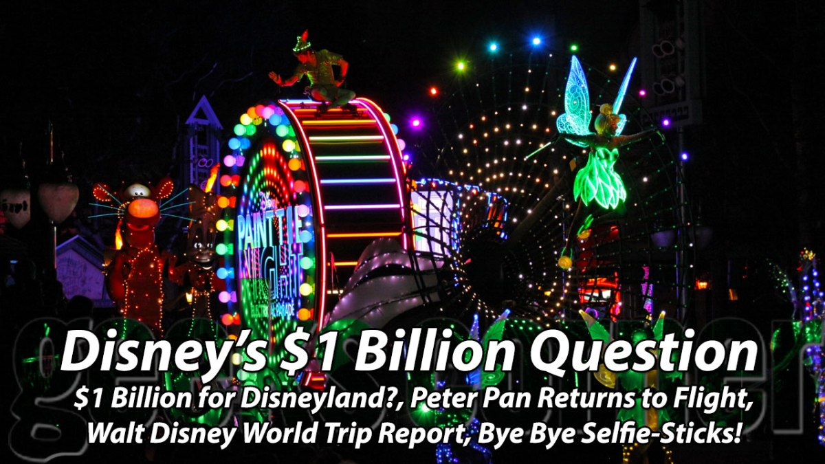 Disney's $1 Billion Question - Geeks Corner - Episode 439