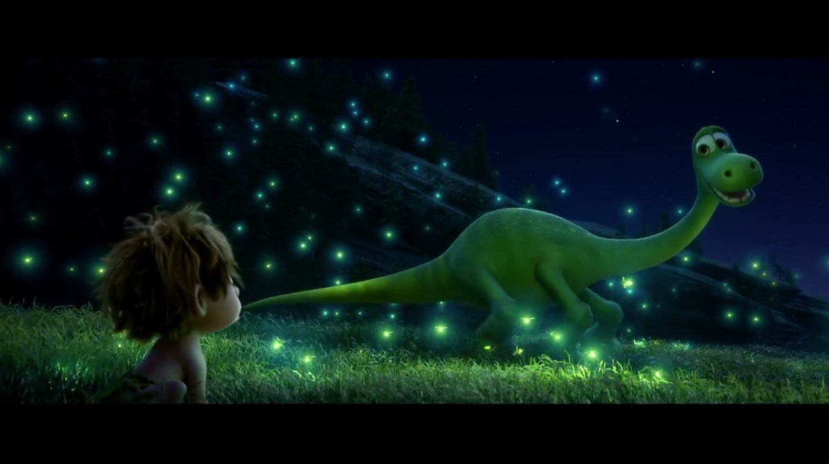 Is 'The Good Dinosaur' Worth Seeing?