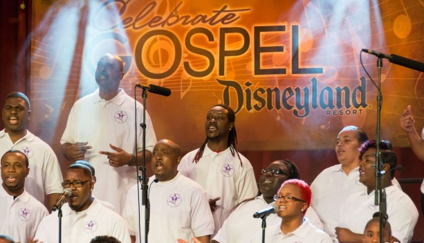 Disney California Adventure Park Welcomes 'Celebrate Gospel' February 13