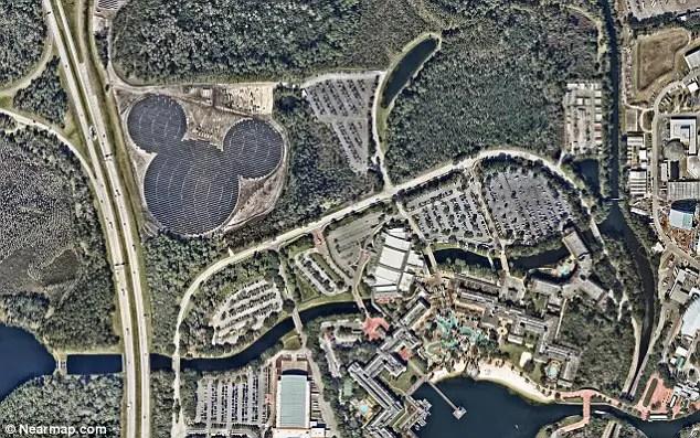 Mickey Mouse Solar Panels (3)