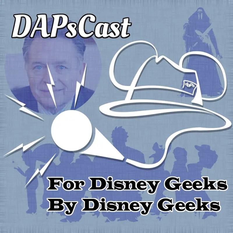 Lee Cockerell, Scrooge McDuck, Disney Infinity & More - DAPsCast Episode 32
