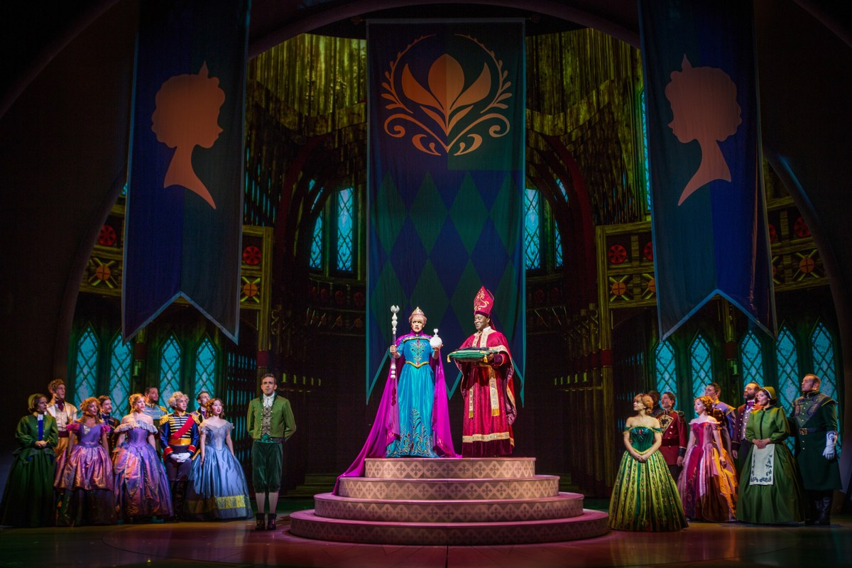 Love is an Open Door for 'Frozen - Live at the Hyperion' - Review by Mr. DAPs