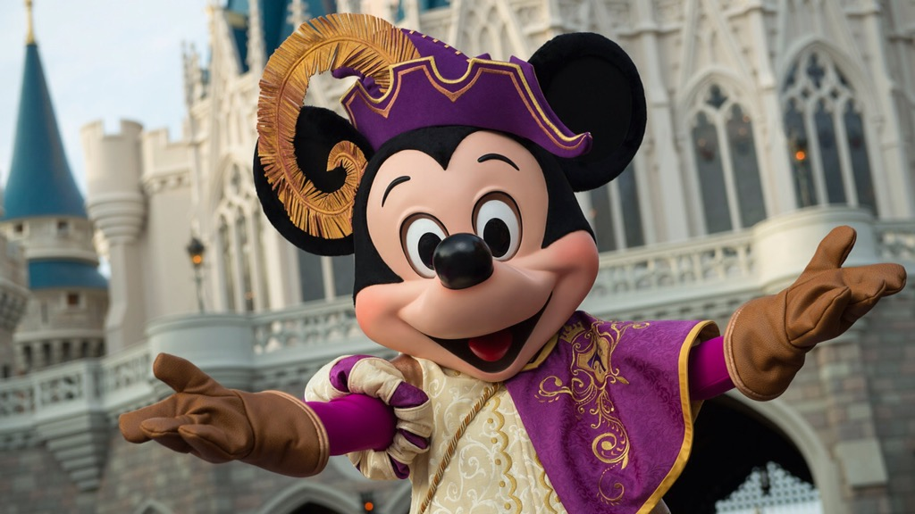 Mickey's Royal Friendship Faire to Debut at Magic Kingom June 17th!