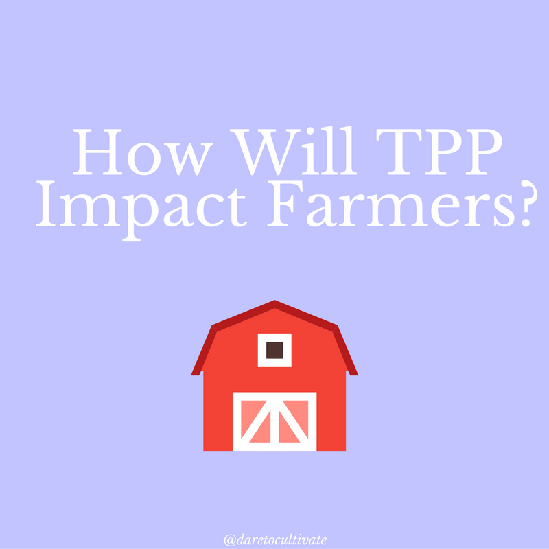 How Will TPP Impact Farmers?