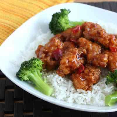 General Tso's Chicken - The Daring Gourmet