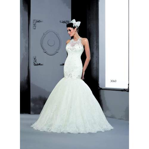Medium Crop Of Halter Wedding Dresses
