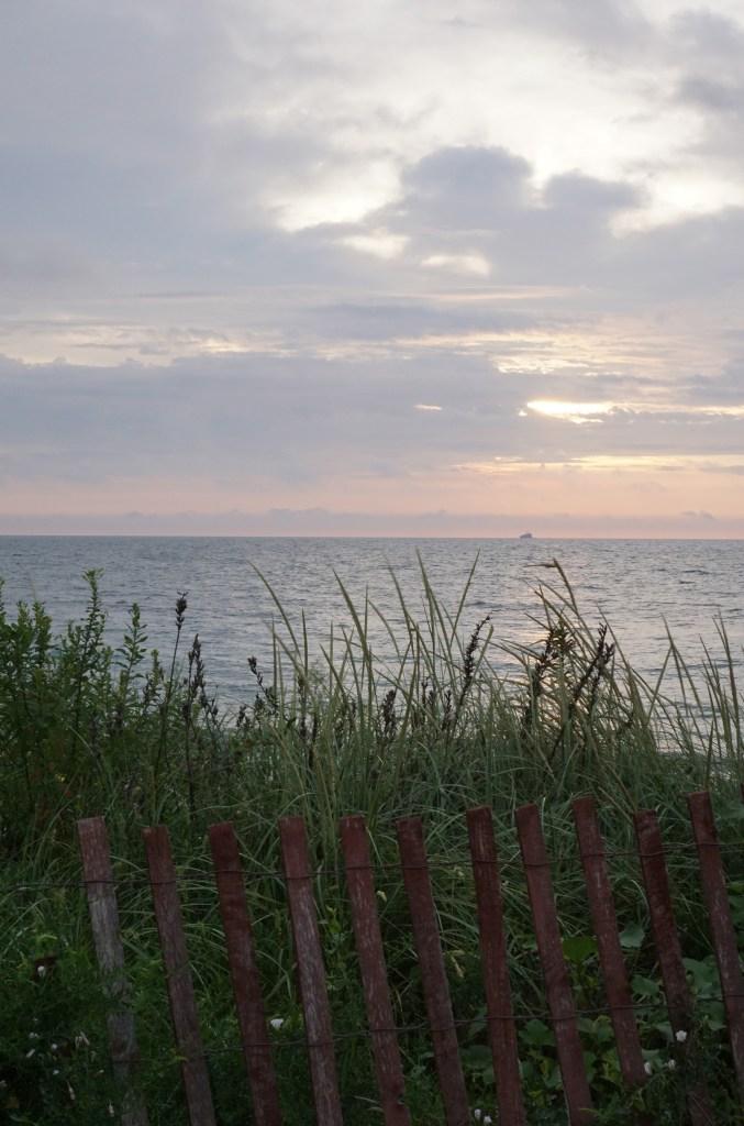 Lake Michigan / Darker than Green