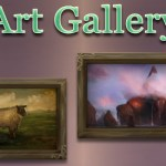 Frenone's 2016 Badge Preview – Art Gallery