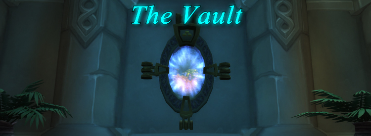 Portal to which glorious treasures can be found.