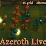 Nixxiom's Birthday Bash – Azeroth Live