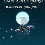 A Little Sparkle – Motivational Moonfang