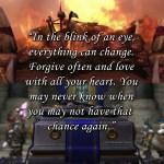Blink of an Eye – Motivational Moonfang