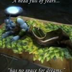 Full of Fears – Motivational Moonfang