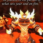 Soul on Fire – Motivational Moonfang