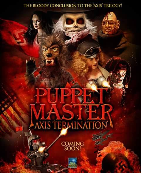 Puppet master termination