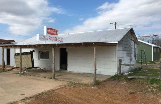 texas chainsaw BBQ
