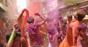 Dry and Eco friendly Holi